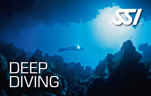 Deep diving kurs Växjödyksport