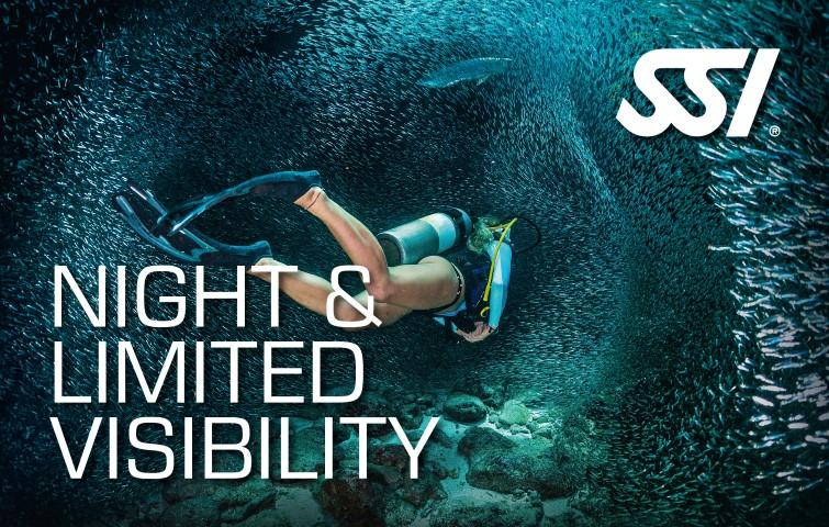 Night & Limited Visibility Natt dyk
